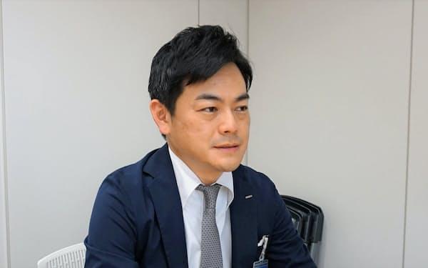 GMOフィナンシャルゲートの杉山憲太郎社長