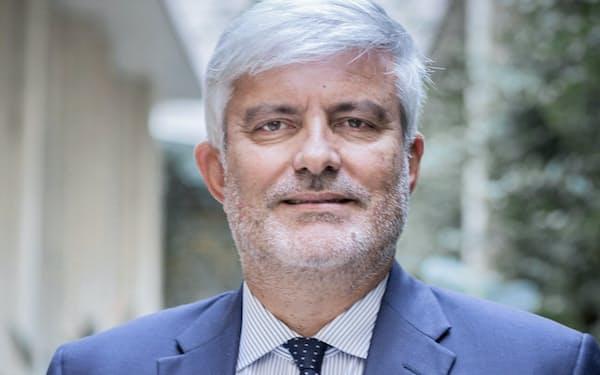 Giorgio Palmucci ホテル運営に携わったこともある観光の専門家。2019年から現職