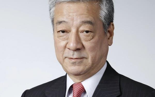 「京都知恵産業創造の森」の理事長に就任した塚本能交・京商会頭