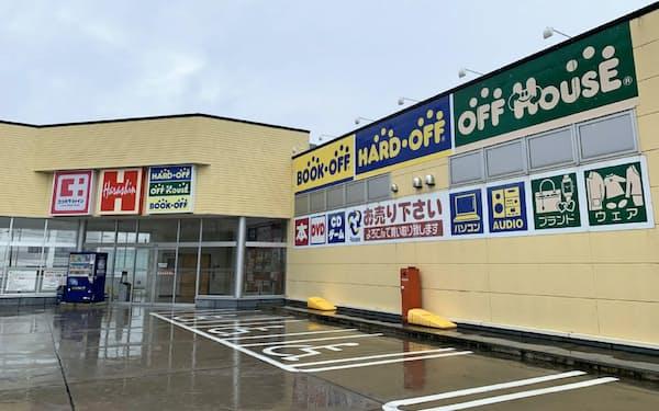 「巣ごもり需要」と「在宅勤務」関連の販売が伸びている(新潟市の店舗)