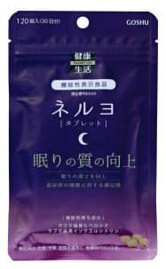 五洲薬品の機能性表示食品「健康生活ネルヨ」