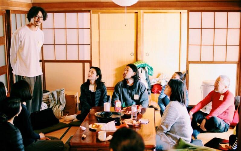 アドレスが神奈川県の拠点で2019年に行ったイベントの様子