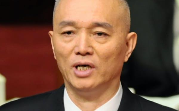 北京市トップの蔡奇・市共産党委員会書記