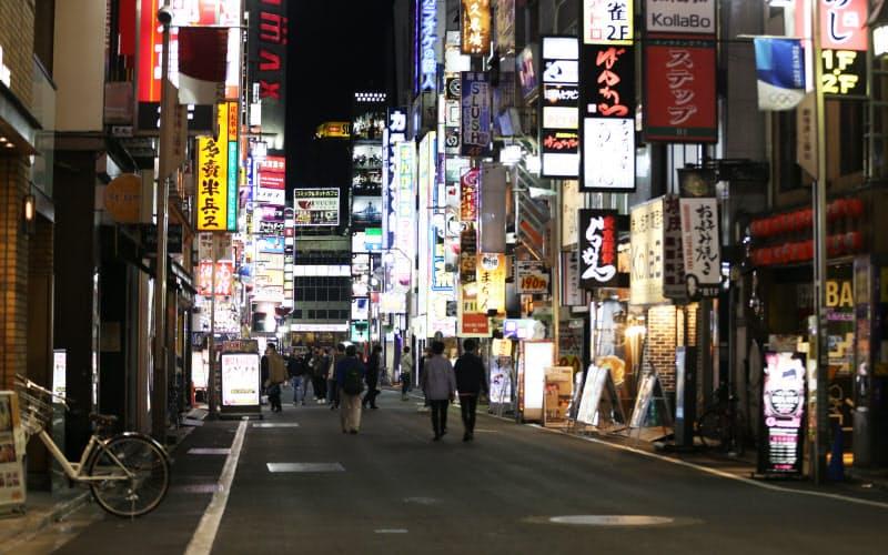 都は国の給付金に上乗せし、家賃支援を拡充する(東京都新宿区)