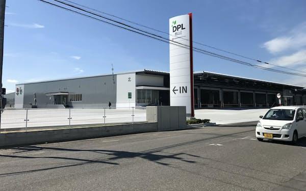 大和ハウス工業のDPL郡山1(福島県郡山市)