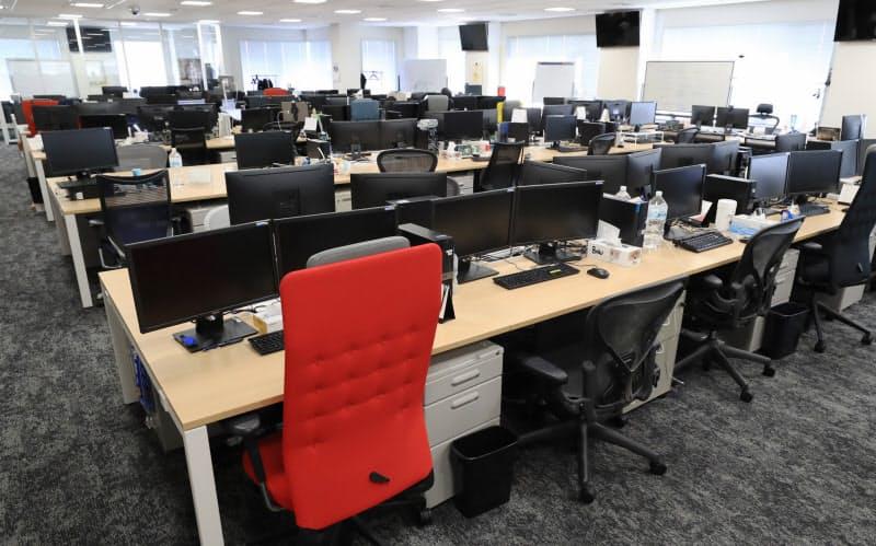 新常態でオフィス変貌 縮小だけでなく分散・3密対策も