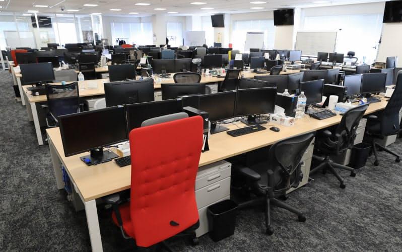 コロナは働き方だけでなく働く場所のニューノーマル(新常態)も企業に迫る