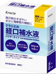 クラシエフーズが発売した「クラシエの経口補水液」