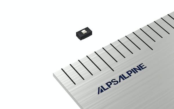 アルプスアルパインはスマートフォン用タッチペンへの搭載を見込む