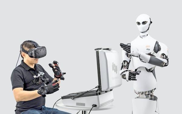 遠隔操作ロボットで店舗作業を省人化する
