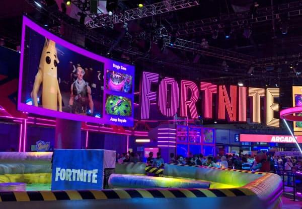 ソニーは人気ゲーム「フォートナイト」で知られる米エピックゲームズに2億5千万ドル出資する