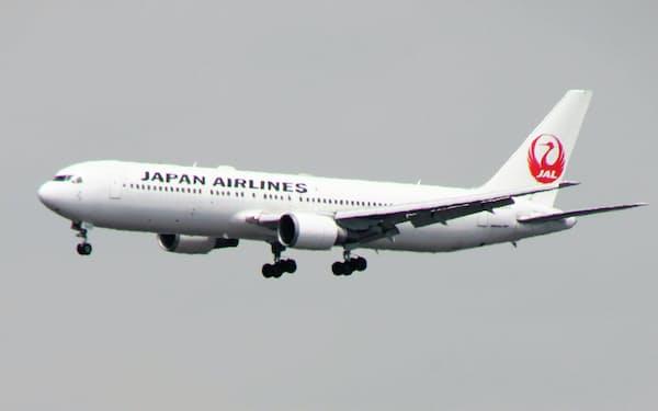 日本航空は10日、中国・広州に旅客チャーター便を運航した(写真は2016年7月、羽田空港)