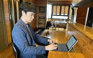 杉本さんは東京だけでなく、宇都宮にも住まいを持つ2拠点生活に