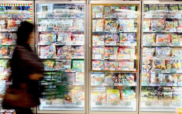 サンデンは冷凍食品を支える業務用冷凍・冷蔵ショーケースでも高いシェアを誇った冷熱機器の名門企業だった