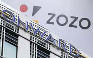 ZOZOとオンワード