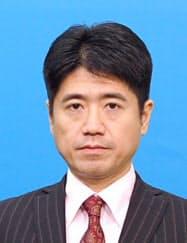 松山支店長に就任する小山浩史氏