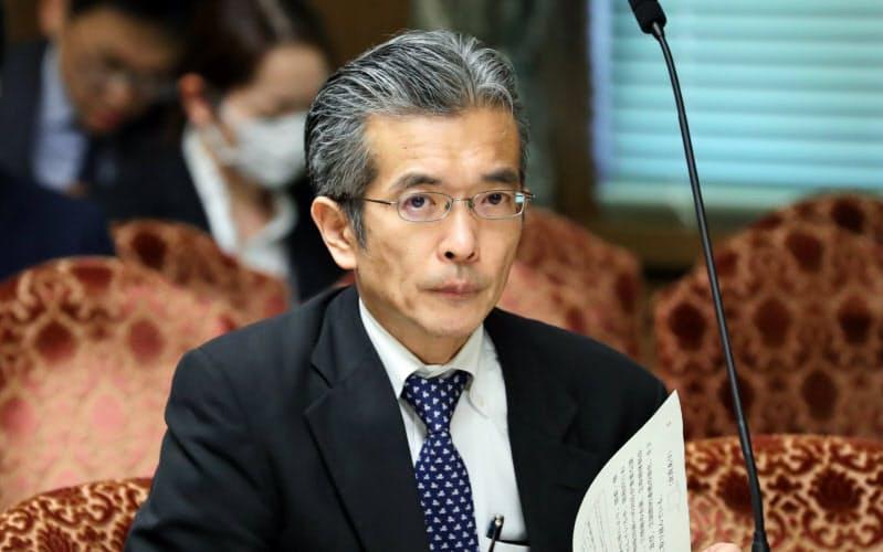 最大のサプライズ人事 財務省主計局長に矢野氏