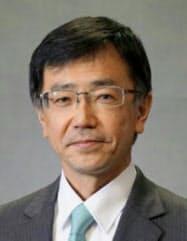 栗田卓也氏