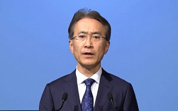 ソニーの吉田会長兼社長は新型コロナ下で金融事業の完全子会社化を決めた