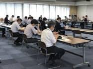 高松市は14日、新型コロナウイルス対策本部会議を開いた