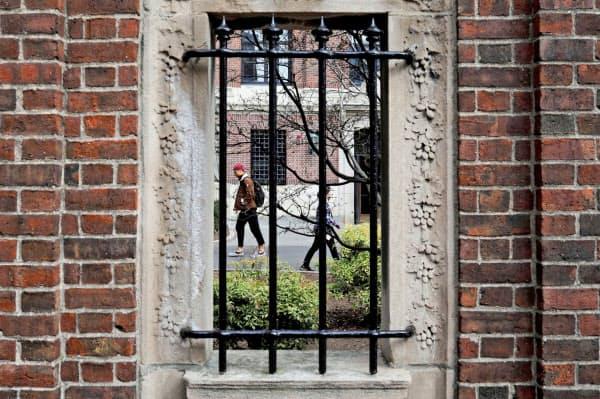 米有力大学は留学生ビザの制限を巡ってトランプ米政権を提訴していた(ハーバード大)=ロイター