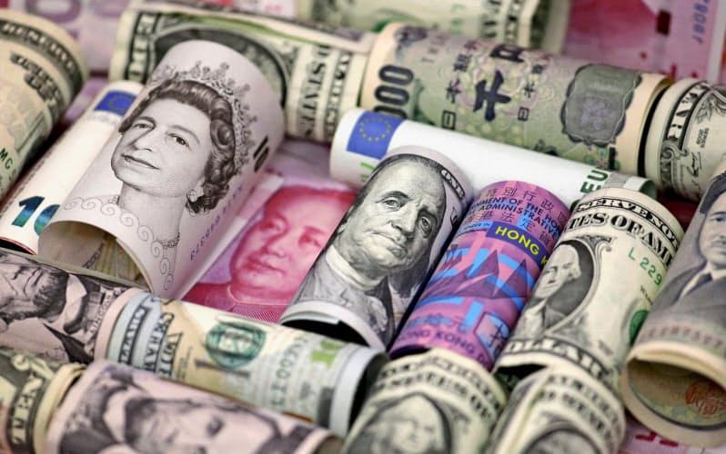 米、ドルで中国締め付け 香港巡り8つの金融制裁検討