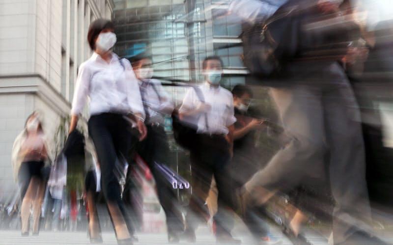 東京都、感染状況の警戒レベル最高 新型コロナ