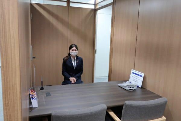 紀陽銀行は大阪市北部での中小企業取引により力を入れる(同市)