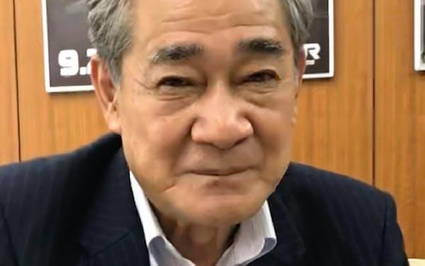 半井真司・四国ツーリズム創造機構代表理事(JR四国会長)