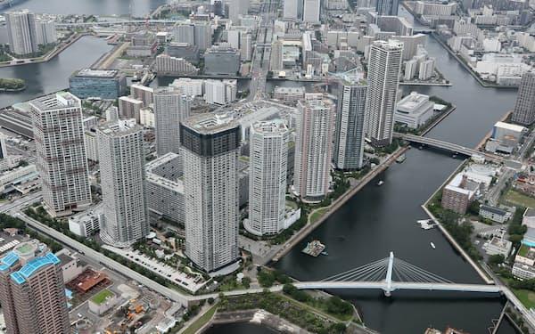 新型コロナでも東京23区の需要は底堅い