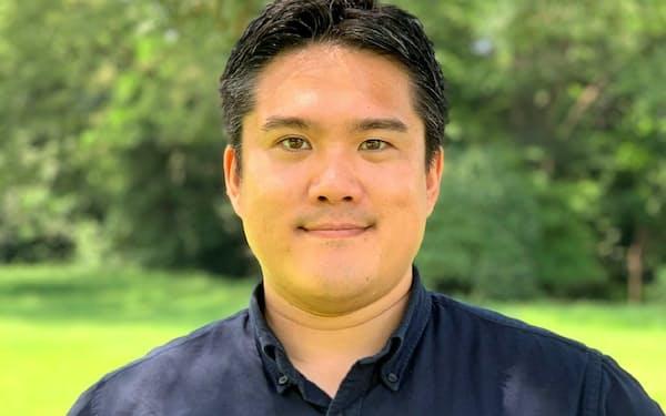 若手のスポーツ人材を育成する「グローバルスキッパーズ」を設立した中田宙志さん