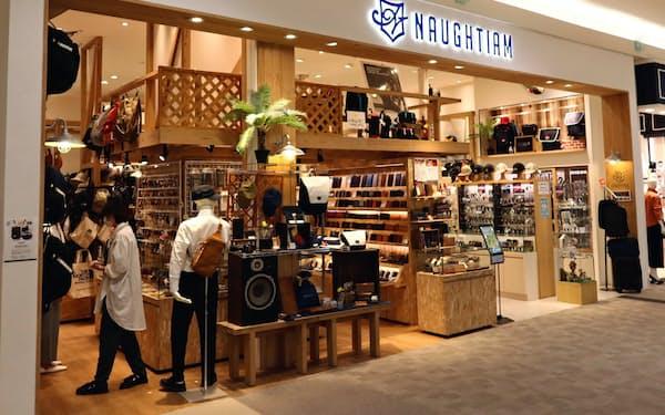 ジンズは雑貨事業の一部店舗と通販事業を譲渡する(群馬県高崎市)