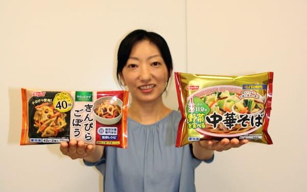 日本水産は秋冬の新商品・リニューアル品として61製品を発表した