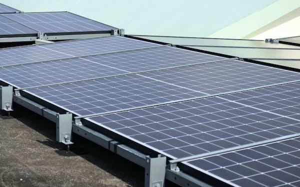 太陽光など再生エネの増加も電力価格を押し下げている