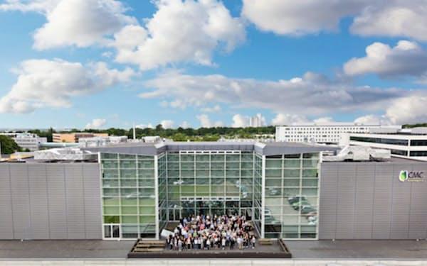 子会社AGCバイオロジクスの欧州拠点で製造を受託する(拠点候補のデンマーク・コペンハーゲン工場)