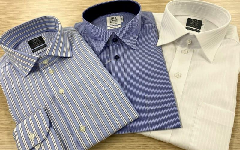 日清紡HDは傘下の東京シャツで抗ウイルス性のあるシャツを新発売した
