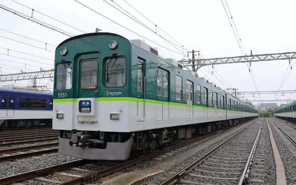 京阪電気鉄道5000系