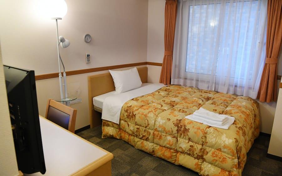 療養 費用 ホテル