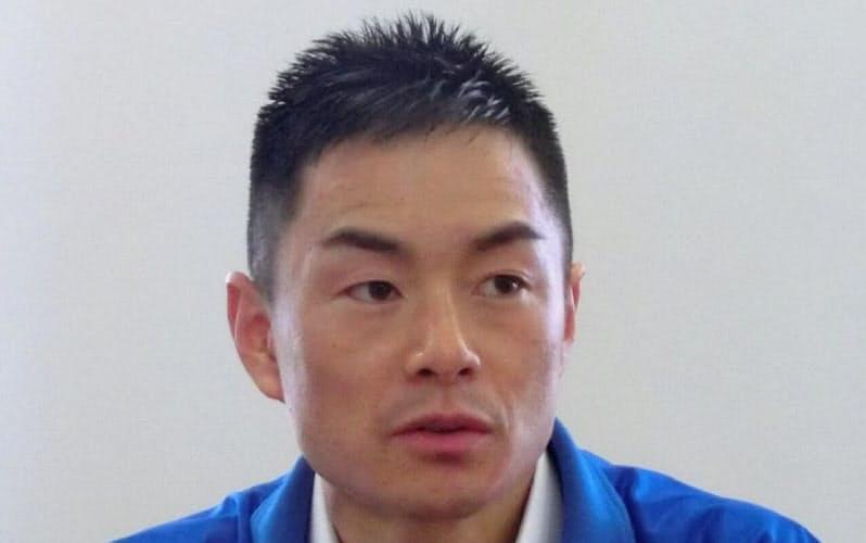 JRA騎手、藤井勘一郎さん(36)