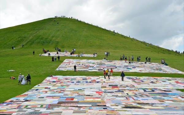2017年の「札幌国際芸術祭」の開催の様子