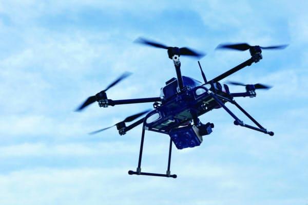 VFRは産業用ドローン開発のACSLと共同開発に取り組む