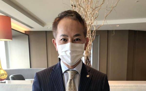片桐孝一・フェニックスリゾート社長