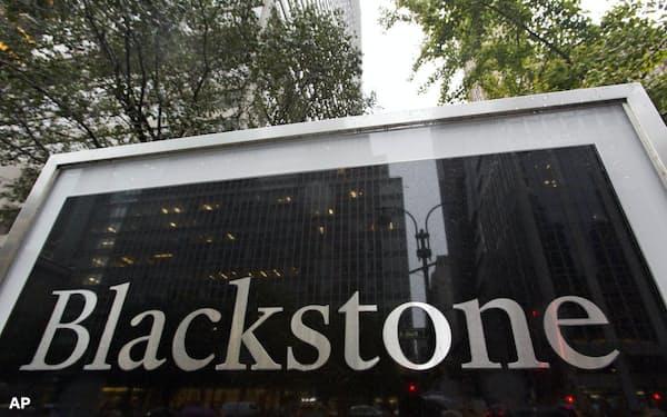 業界最大の未投資資金を抱える米投資ファンド大手ブラックストーン・グループ=AP