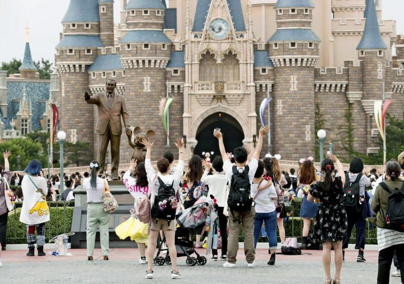 東京ディズニーリゾートも時間帯別の料金を導入した