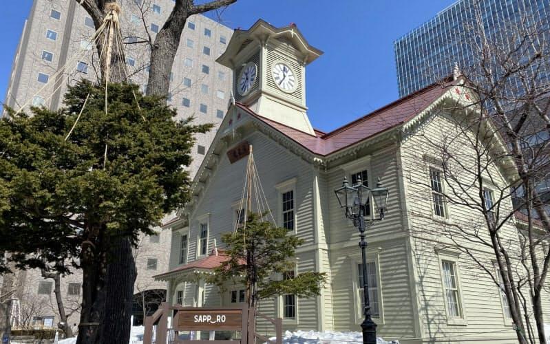 札幌市時計台(札幌市)
