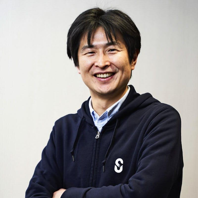 JR東日本スタートアップの柴田裕社長