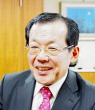 大東銀行の鈴木孝雄社長