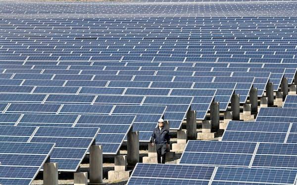 再生エネルギーがすぐ石炭火力の代替電源になるには課題が多い(福岡県みやま市)