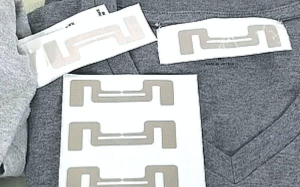 大王製紙の子会社、ダイオーエンジニアリング(愛媛県四国中央市)が販売する紙製ICタグ「スピーマ エコ ラベル」