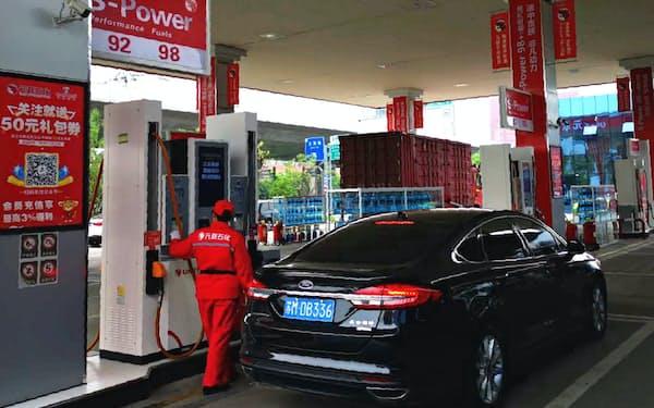 給油所の業務をITで効率化する(智慧油客網絡科技提供)